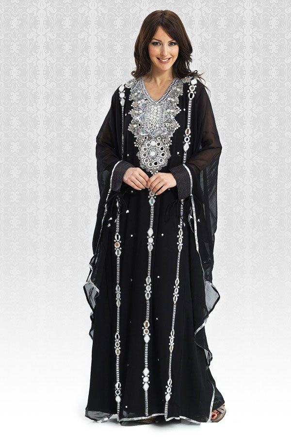 بالصور صور عبايات مغربية , اجمل طله مغربيه 422 3