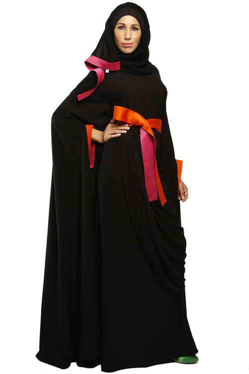 بالصور صور عبايات مغربية , اجمل طله مغربيه 422 5