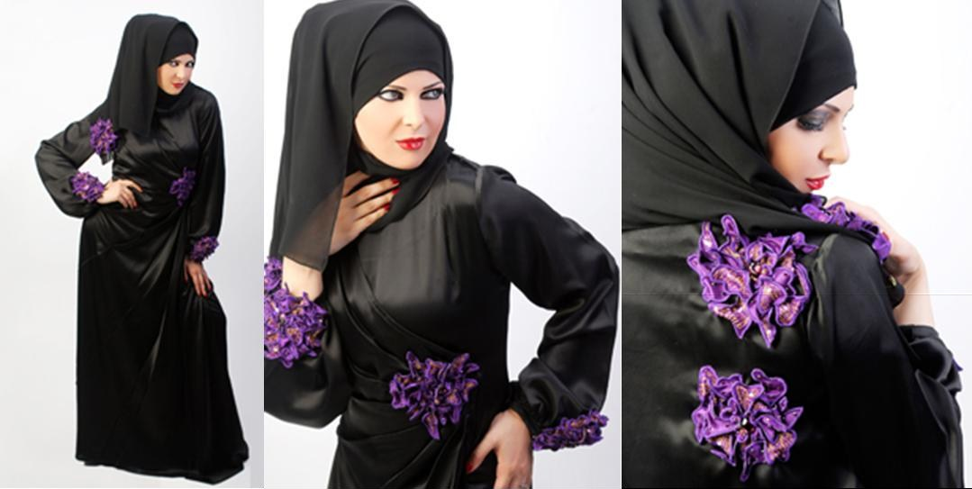 بالصور صور عبايات مغربية , اجمل طله مغربيه 422 7
