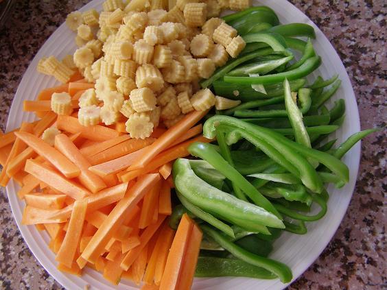 صورة اكلات بالخضار بالصور , اكلات صحيه ومفيدة