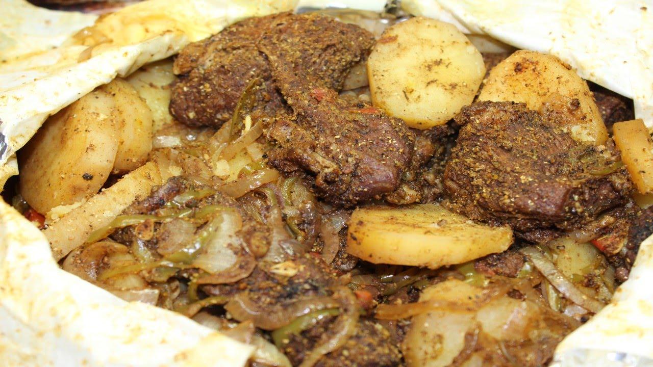 بالصور لحمه في الفرن بالصور , وصفات طهي طاجن 430 5