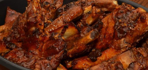بالصور لحمه في الفرن بالصور , وصفات طهي طاجن 430 8