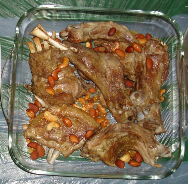 بالصور لحمه في الفرن بالصور , وصفات طهي طاجن 430 9