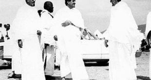 صور الملك عبدالله , صور نادرة جدا للملك العظيم
