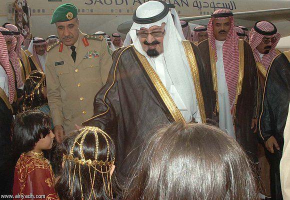 بالصور صور الملك عبدالله , صور نادرة جدا للملك العظيم 447 7