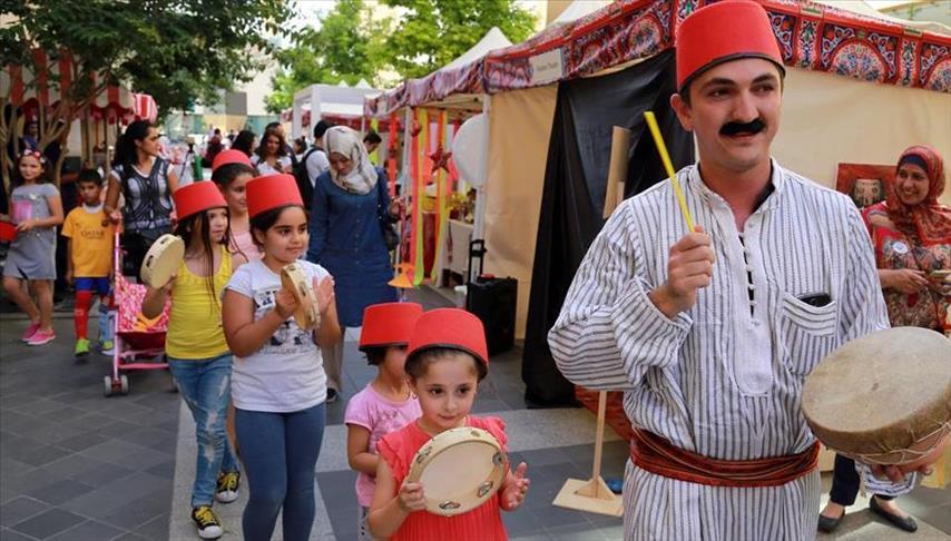 بالصور صور عن شهر رمضان المبارك , صور احتفال الاطفال برمضان 450 2