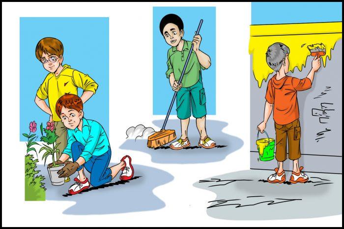 بالصور موضوع عن النظافة العامة , سلوكيات حضارية 514 6