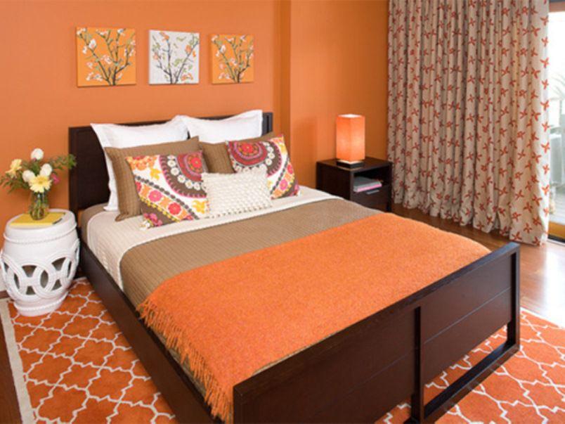 بالصور ديكورات باللون البرتقالي , اثاث بلون الشمس 521 4