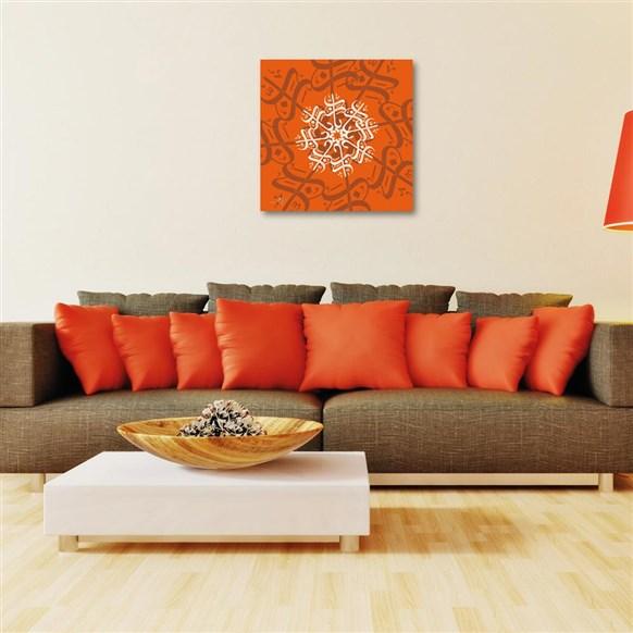 بالصور ديكورات باللون البرتقالي , اثاث بلون الشمس 521 7