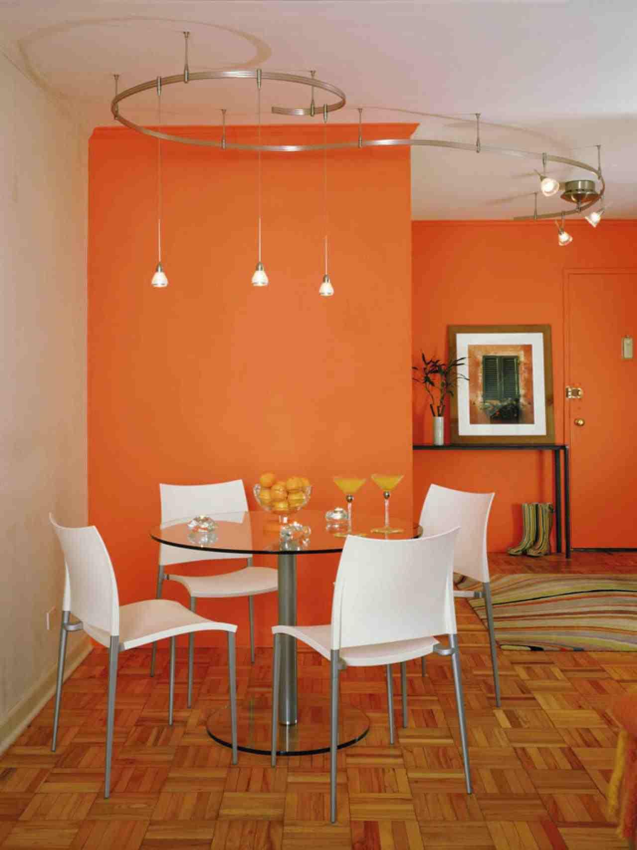 بالصور ديكورات باللون البرتقالي , اثاث بلون الشمس