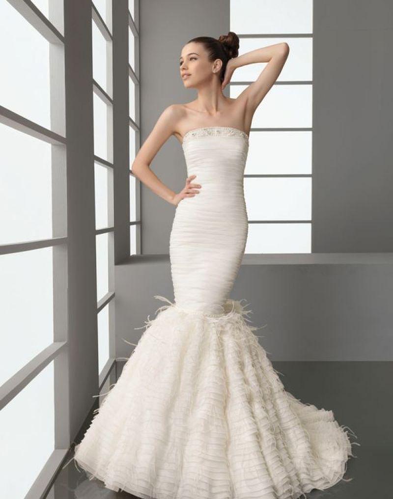 صور اروع فساتين زفاف لتكونى اميره ف فرحك , ابرز تصميمات للفرح