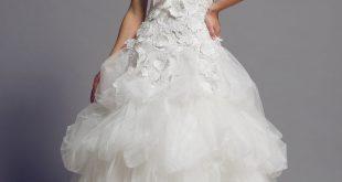 صوره اروع فساتين زفاف لتكونى اميره ف فرحك , ابرز تصميمات للفرح