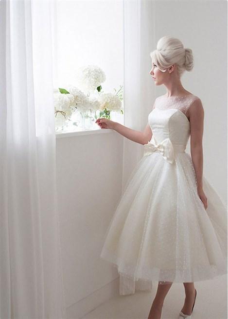 بالصور اروع فساتين زفاف لتكونى اميره ف فرحك , ابرز تصميمات للفرح 748 9