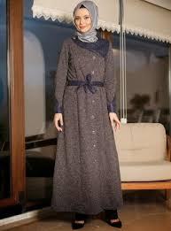 بالصور ازياء شتاء للمحجبات , اجمل تشكيله من ملابس المحجبات 102 7