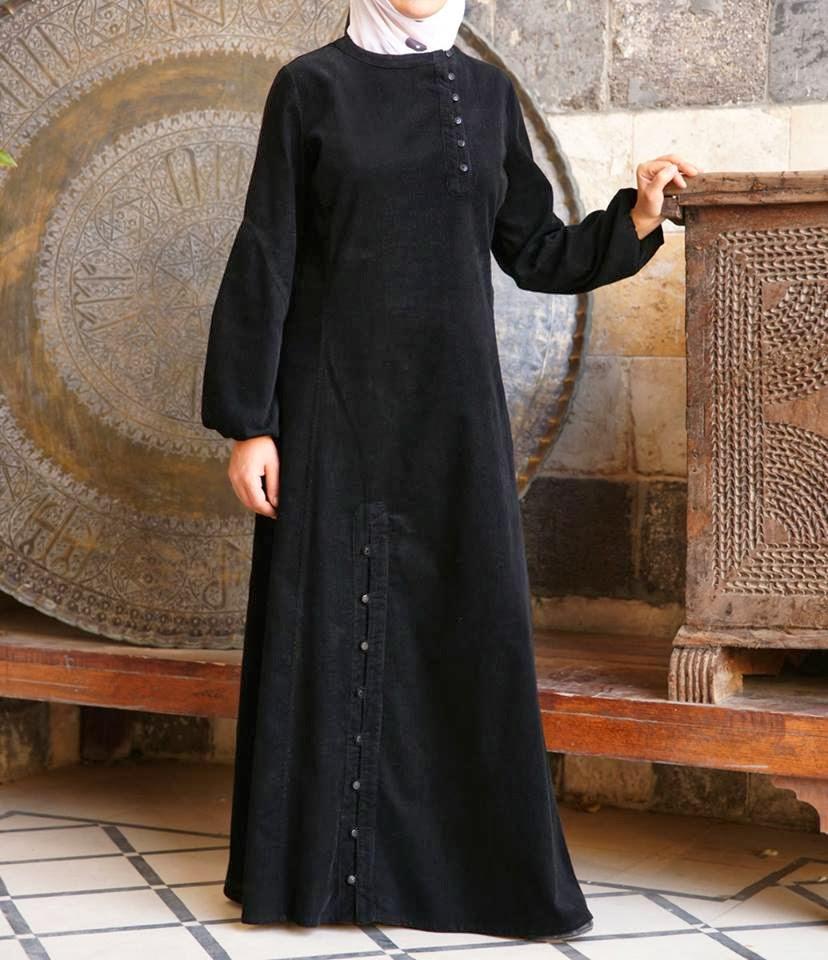 بالصور ازياء شتاء للمحجبات , اجمل تشكيله من ملابس المحجبات 102 8