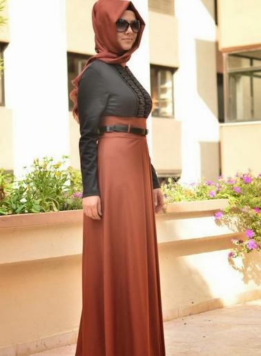 بالصور ازياء شتاء للمحجبات , اجمل تشكيله من ملابس المحجبات 102