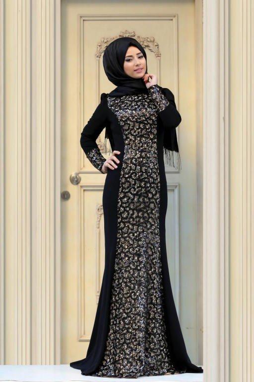 بالصور ازياء سهرة سعودية , ملابس سعوديه للمحجبات وللسهرات 104 2