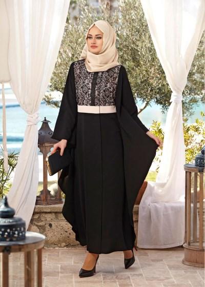 بالصور ازياء سهرة سعودية , ملابس سعوديه للمحجبات وللسهرات 104 4