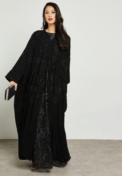 صور ازياء سهرة سعودية , ملابس سعوديه للمحجبات وللسهرات