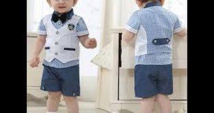 صورة ازياء اطفال ولادي , اشيك ملابس للاولاد