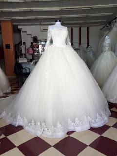 بالصور احدث تصميمات فساتين الافراح , تالقي يوم زفافك 137 7