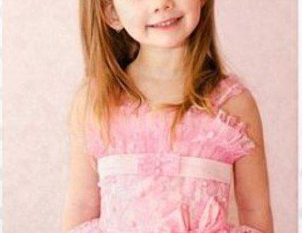 صورة تصاميم فساتين بنات صغار , ابنتك اميرة في اجمل تصميم