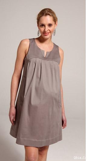 بالصور فساتين حوامل ناعمه , اجمل كولكشن لفساتين الحوامل 160 5