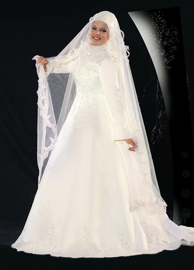 بالصور فساتين تركية زفاف , اجمل الفساتين التركيه للمحجبات 169 7