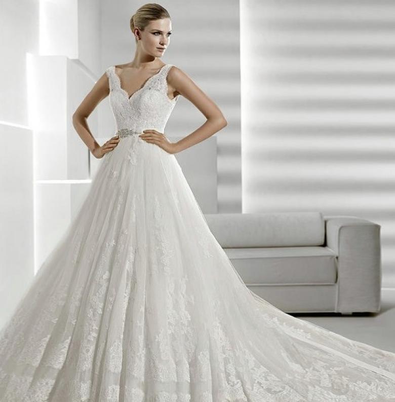 بالصور صور فساتين زفاف سورية , تالقي يوم زفافك 172 1