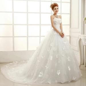 بالصور صور فساتين زفاف سورية , تالقي يوم زفافك 172 10