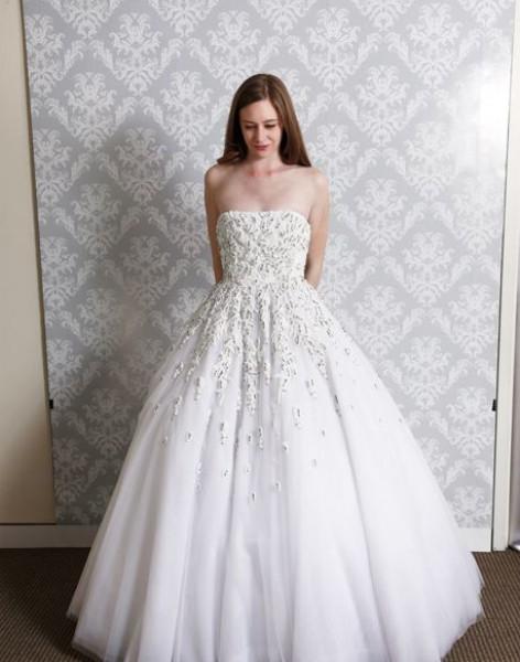 بالصور صور فساتين زفاف سورية , تالقي يوم زفافك 172 8