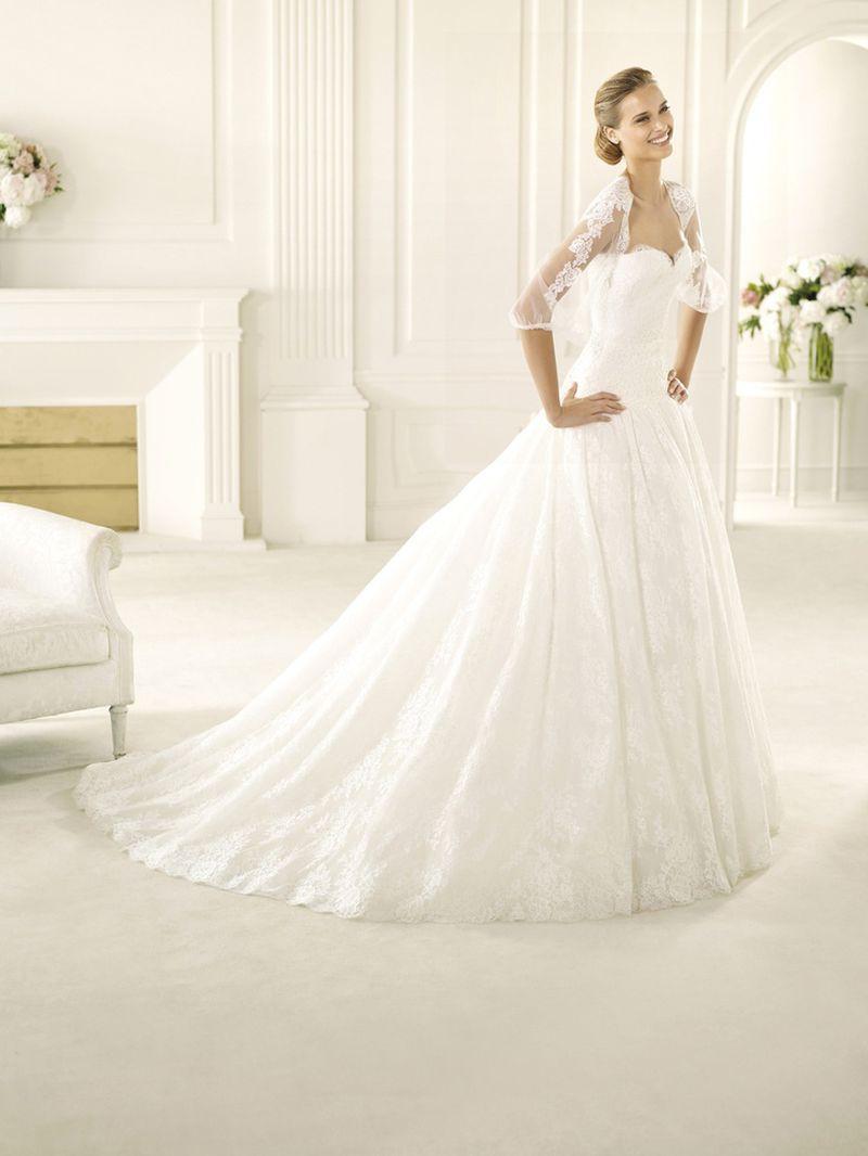 بالصور صور فساتين زفاف سورية , تالقي يوم زفافك 172 9