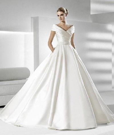 بالصور صور فساتين زفاف سورية , تالقي يوم زفافك 172