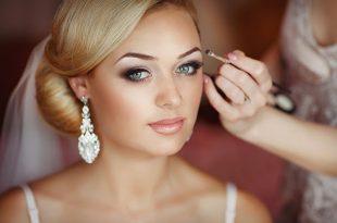 صور دللى جمالك يوم زفافك مع ابداعات rose clara , مكياج ناعم يوم الفرح