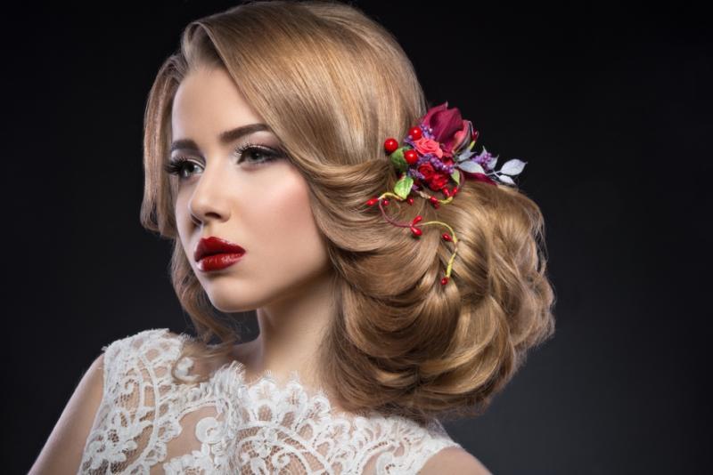 بالصور دللى جمالك يوم زفافك مع ابداعات rose clara , مكياج ناعم يوم الفرح 738 5