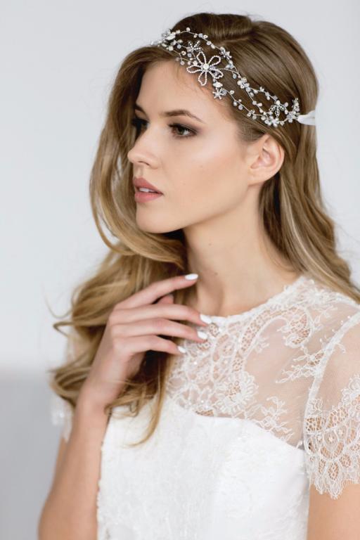 بالصور دللى جمالك يوم زفافك مع ابداعات rose clara , مكياج ناعم يوم الفرح 738 6