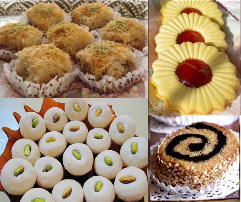 بالصور صور حلويات جزائرية 2019 , اشهي الاطباق العربية 740 3