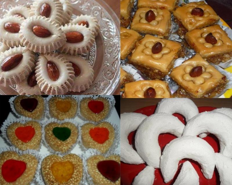 بالصور صور حلويات جزائرية 2019 , اشهي الاطباق العربية 740 4