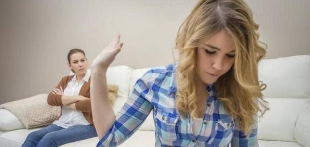 صوره معلومات عن المراهقة , كيف تتعاملين مع ابنك المراهق
