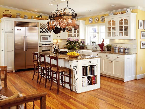 بالصور اروع المطابخ , ديكورات خطيرة وعصرية للمطبخ 2382 1