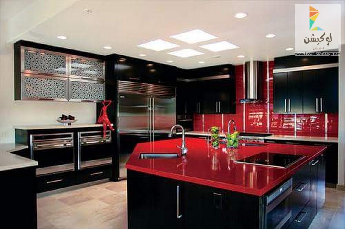 بالصور اروع المطابخ , ديكورات خطيرة وعصرية للمطبخ 2382 3