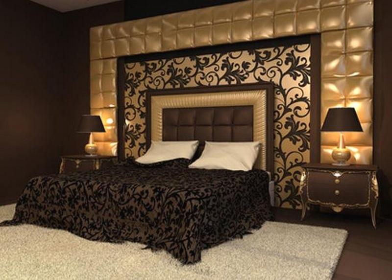 صور غرف نوم حديثه , ديكورات مميزة لاحلي غرفة رومانسية