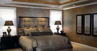 غرف نوم حديثه , ديكورات مميزة لاحلي غرفة رومانسية