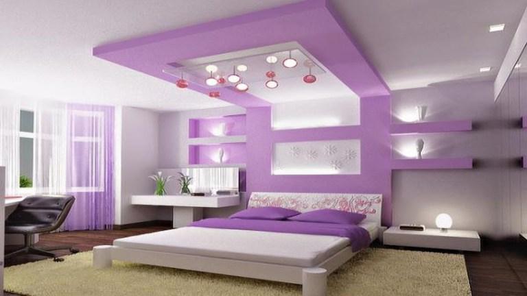 بالصور غرف نوم حديثه , ديكورات مميزة لاحلي غرفة رومانسية 2427 4