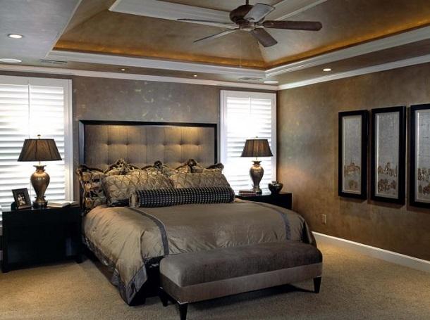 صوره غرف نوم حديثه , ديكورات مميزة لاحلي غرفة رومانسية