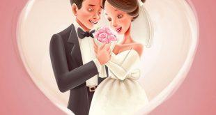 تهنئه عرس , احلي عبارات المباركة بالزواج بالصور