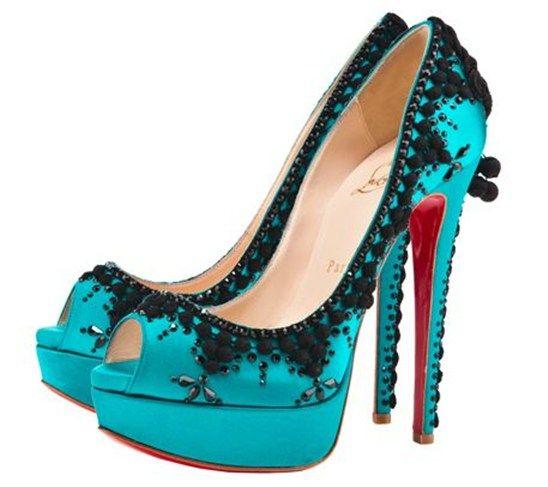 بالصور احذية كعب عالي روعة , حذاء لجمال قدميكي 2448 4