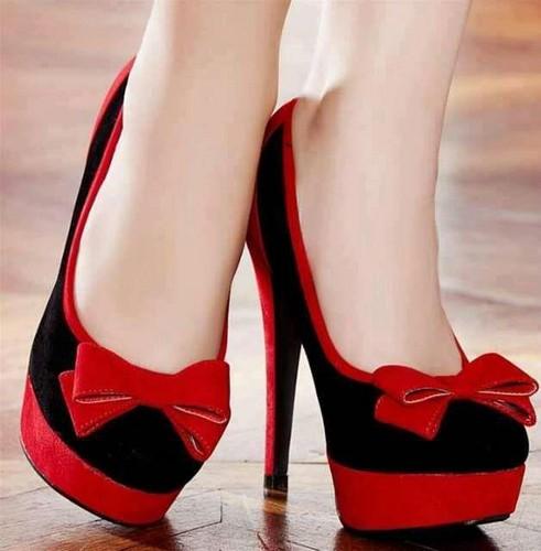 بالصور احذية كعب عالي روعة , حذاء لجمال قدميكي 2448 8