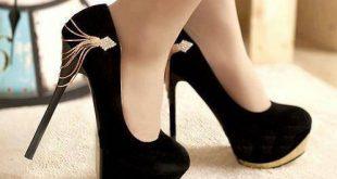 صوره احذية كعب عالي روعة , حذاء لجمال قدميكي
