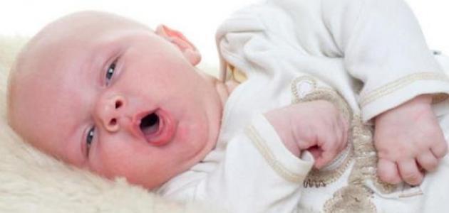 صوره علاج كحة الرضع , كيف تتخلصين من السعال لطفلك الرضيع